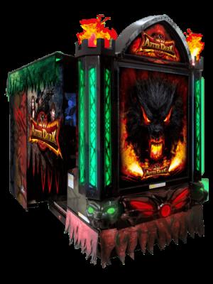 After Dark DLX, Arcade Games
