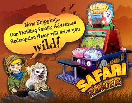 safari ranger machine of the month