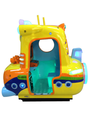 Seaway Submarine - Kiddie Rides