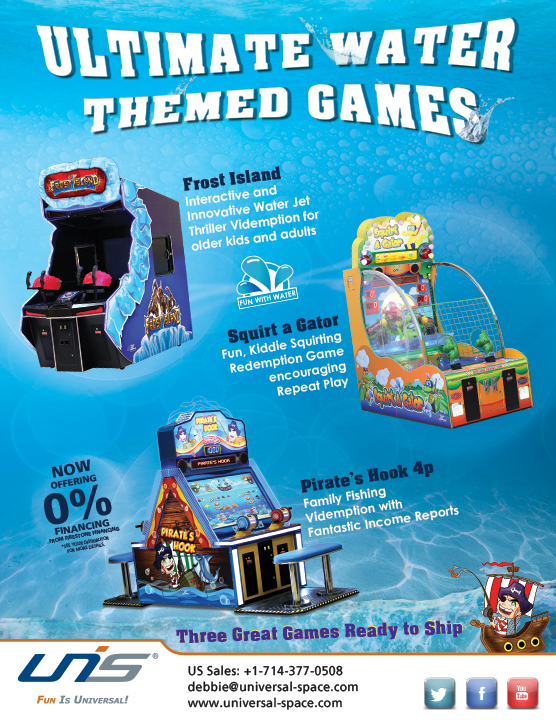 Ultimate Water Themed Games