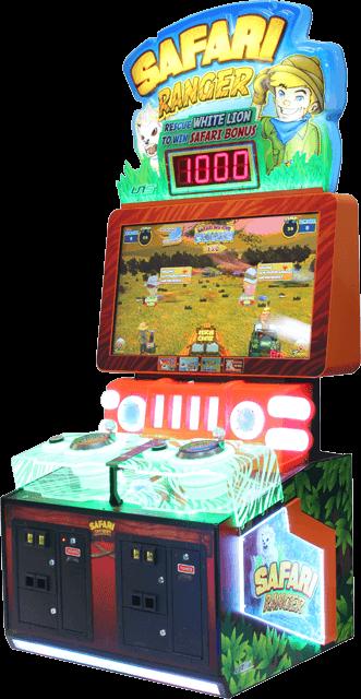Playmeter May 15 Safari Ranger