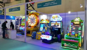 UNIS exhibits at IAAPI EXPO
