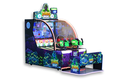 UNIS launches new ball shooter: Zombie Night