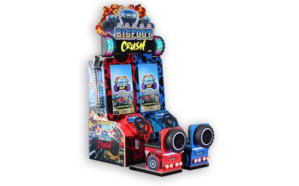 UNIS Debuts licensed monster truck game, BIGFOOT® CRUSH